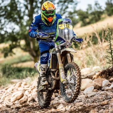 Daniel Albero, el primer piloto de motos con diabetes tipo 1 que participará en el Rally Dakar, nos acompañará como padrino en el evento ¡Actívate por la Diabetes, Valencia!
